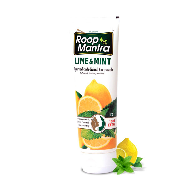 Roopmantra-ayurvedic-Facewash-For-Skin-Problems